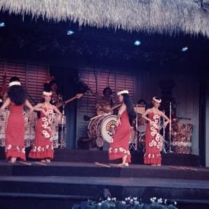 Polynesian Luau Dancers