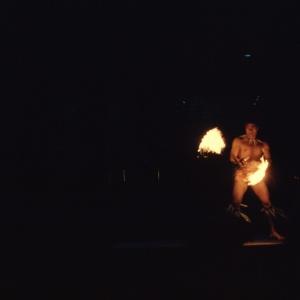 Spirit of Aloha Fire Dancer