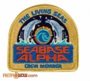 Living Seas Cast Member Patch