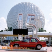 WDW 15th Anniversary at EPCOT Center