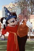 James Doohan At Disney MGM Studios