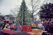 Christmas Parade 1977 - Alice in Wonderland
