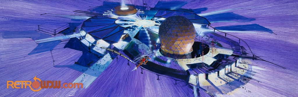 1978 Concept of Spaceship Earth and Communicore