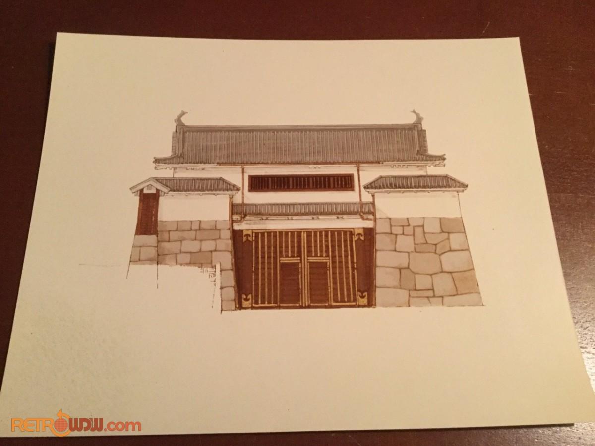 Harper Goff Japan Pavilion Concept Art 04
