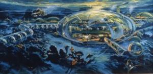 Living Seas Concept Art
