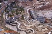 Typhoon Lagoon Construction