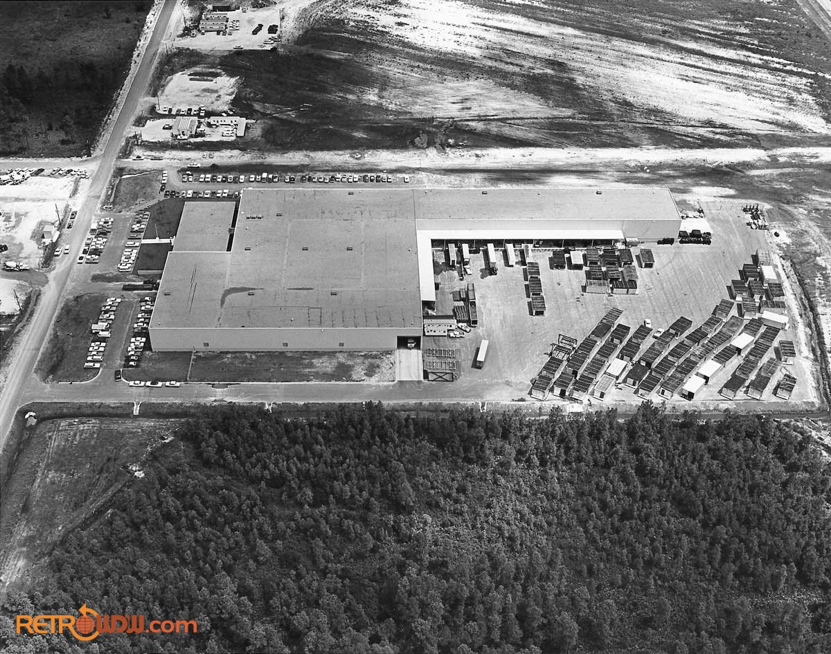 Polynesian Village Resort Room Assembly Plant (US Steel)