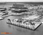Polynesian Village Resort Construction