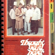 Thought You'd Never Ask Cookbook
