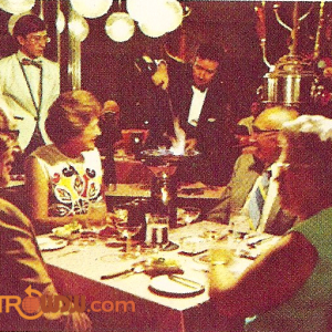 Dining in the '70s