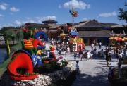 Downtown Disney - LEGO Store