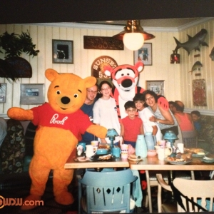 Olivia's Cafe '96