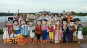 """""""People Of The World"""" Dolls"""