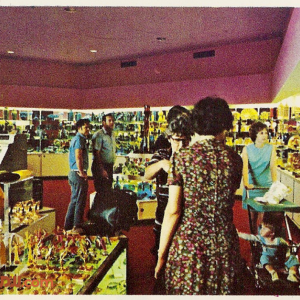 Shopping in the '70s