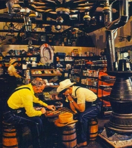 FORT WILDERNESS TRADING POST