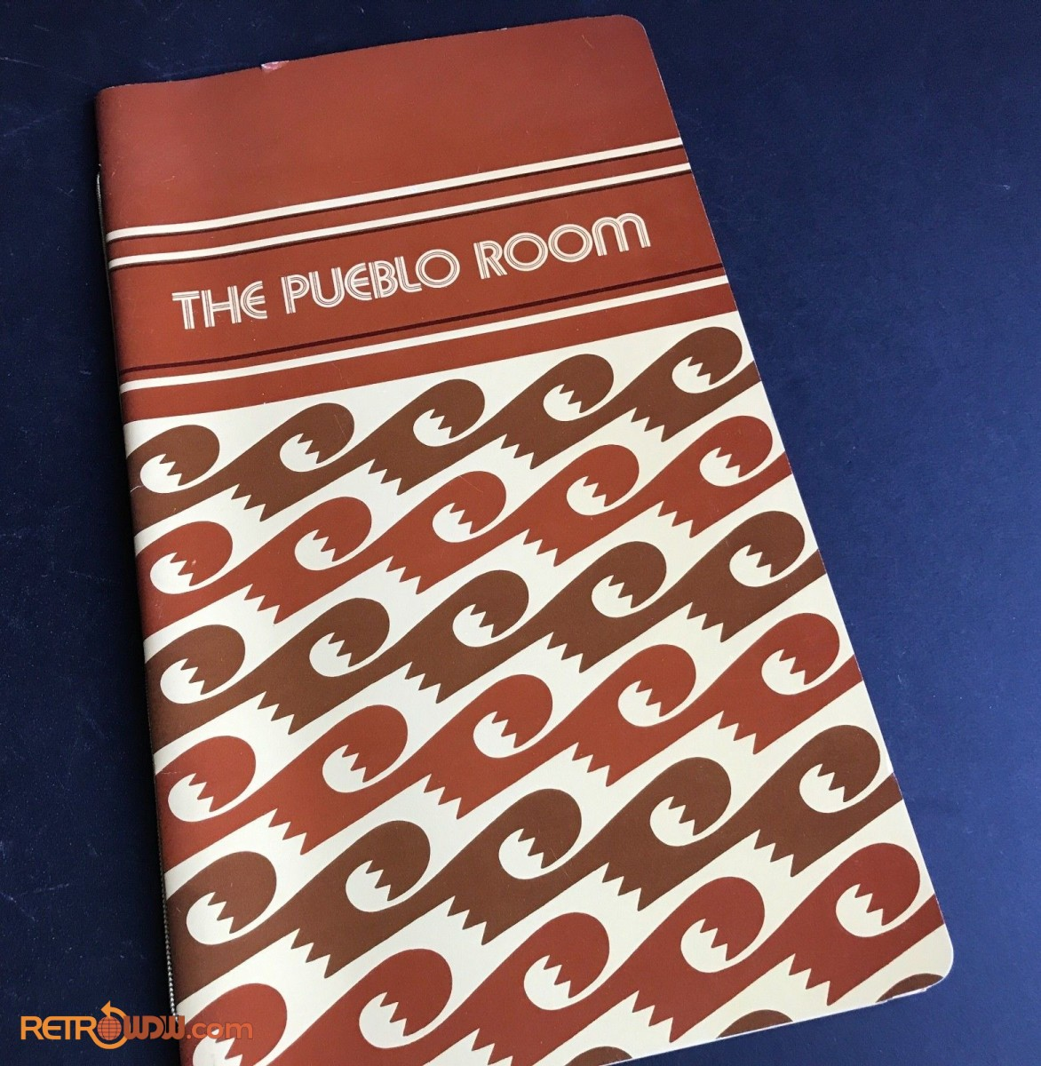 Pueblo Room Menu 70s -1
