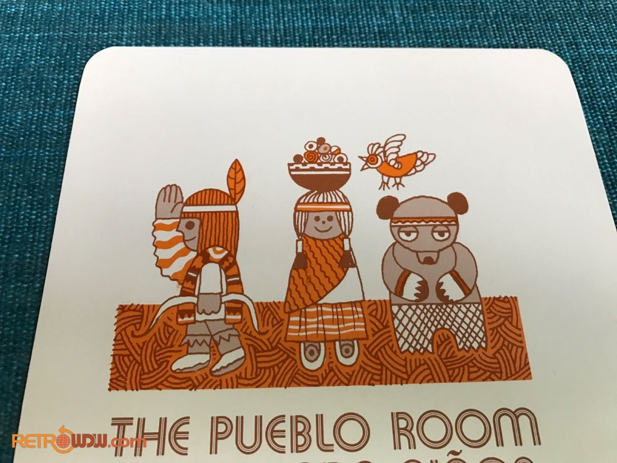Pueblo Room Children's Menu