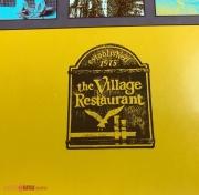 Village Restaurant Menu 1976 -3