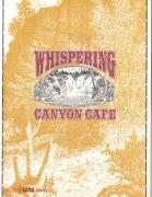 Whispering Canyon 2006