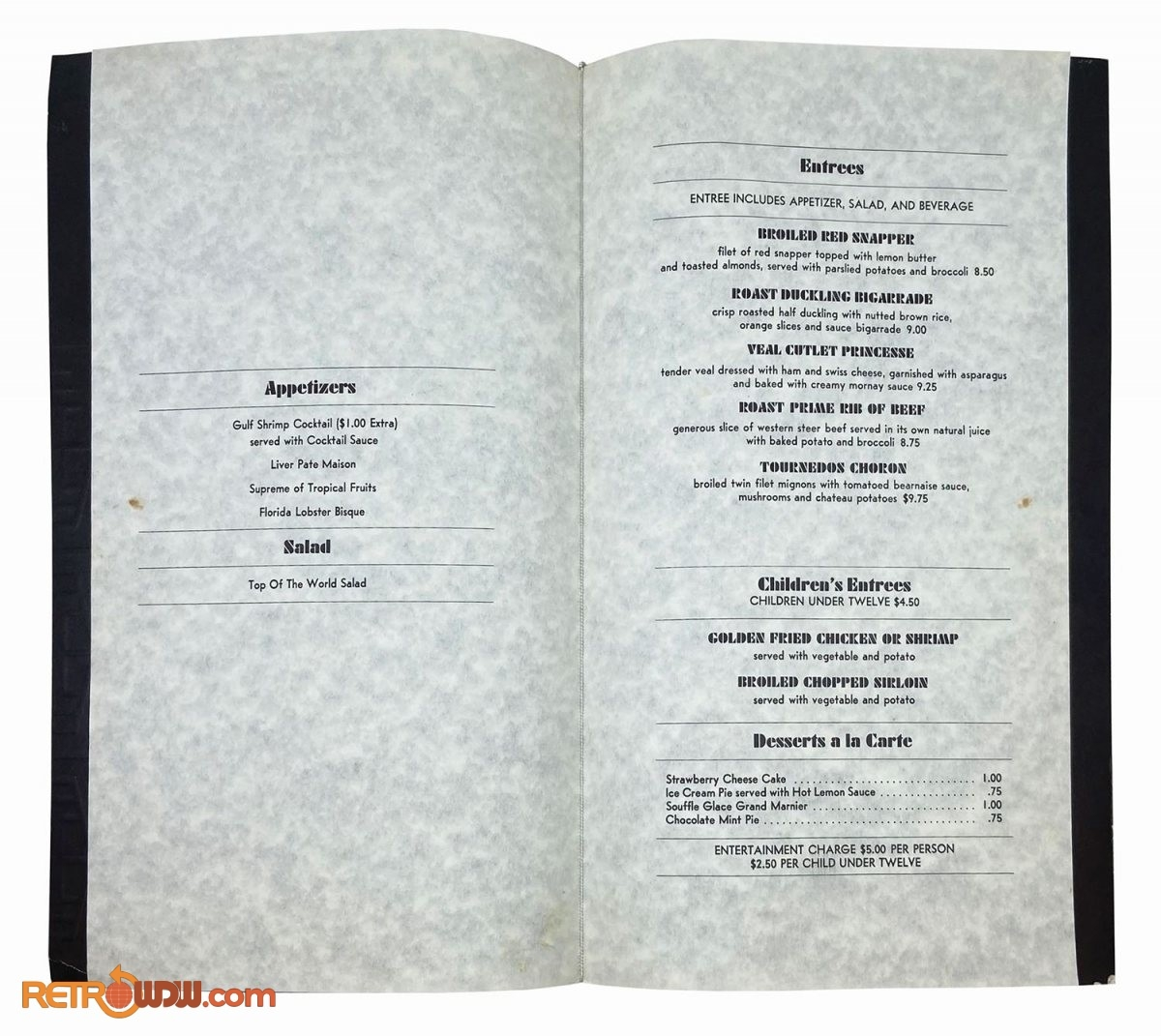 top-of-the-world-menu-70s-inside