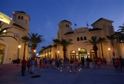 Disney's Wide World of Sports Complex At Night