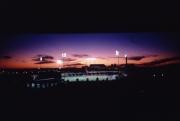 Disney's Wide World of Sports - Baseball Stadium At Sunset
