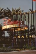 Disney's Wide World of Sports Entrance Signage