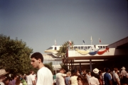 Monorail-Yellow-At-Station-w-Banner-1989