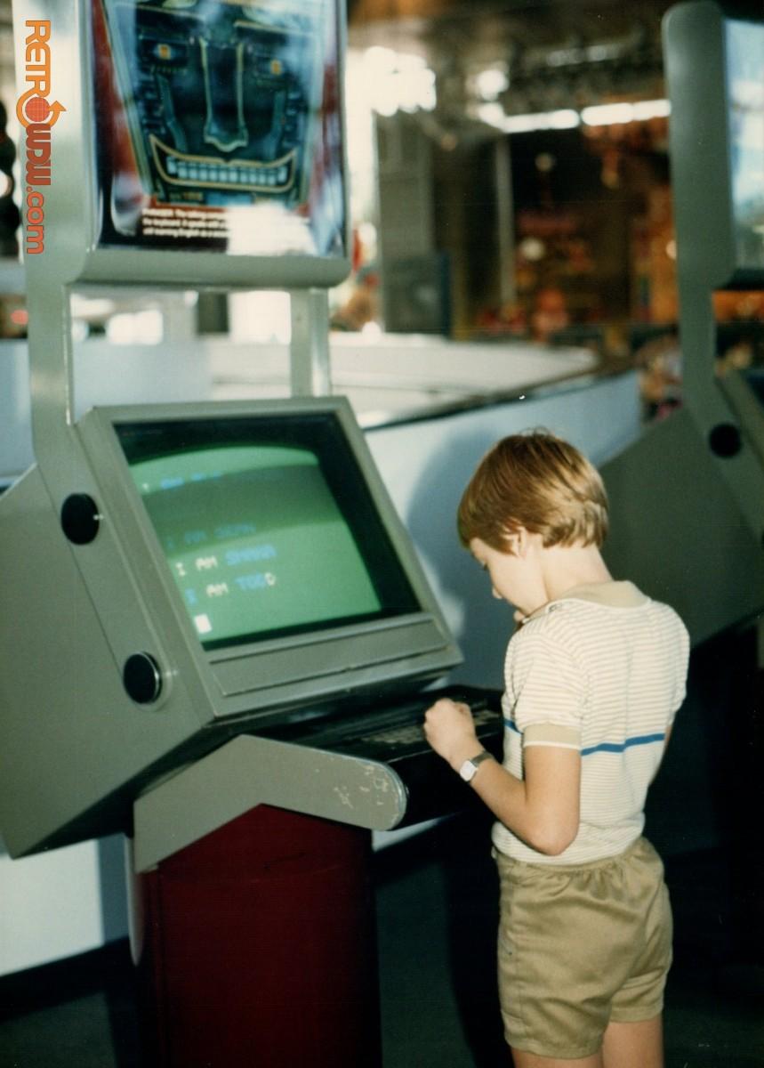 """Phraser"" Interactive Electronic Display"