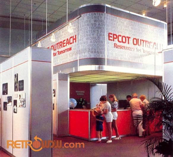 EPCOT Outreach & Teacher Center