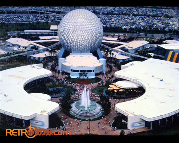 Communicore & Spaceship Earth