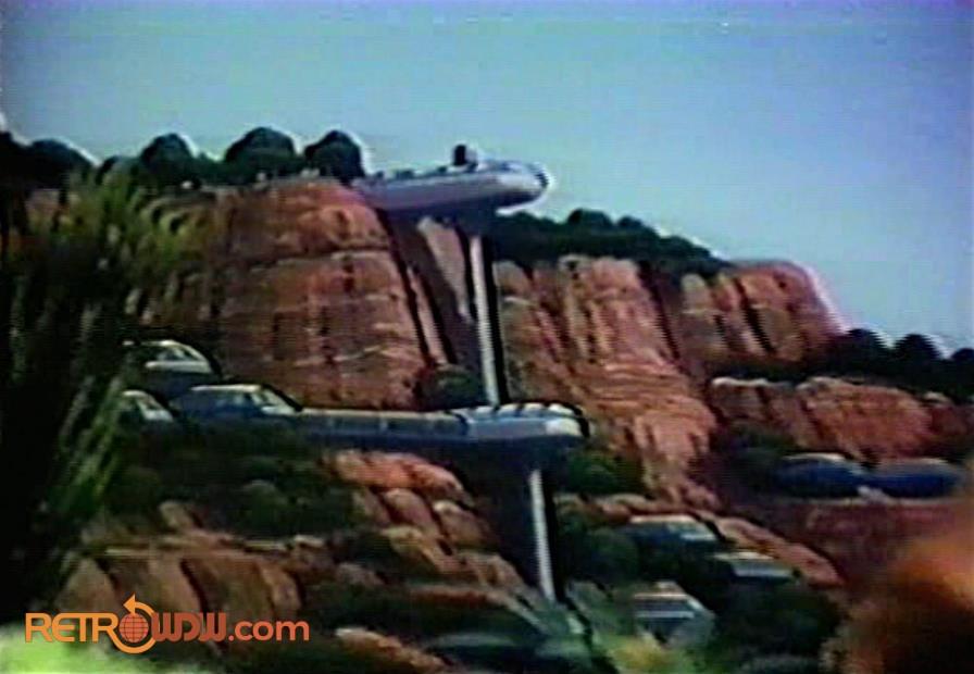Imagineering model for Mesa Verde