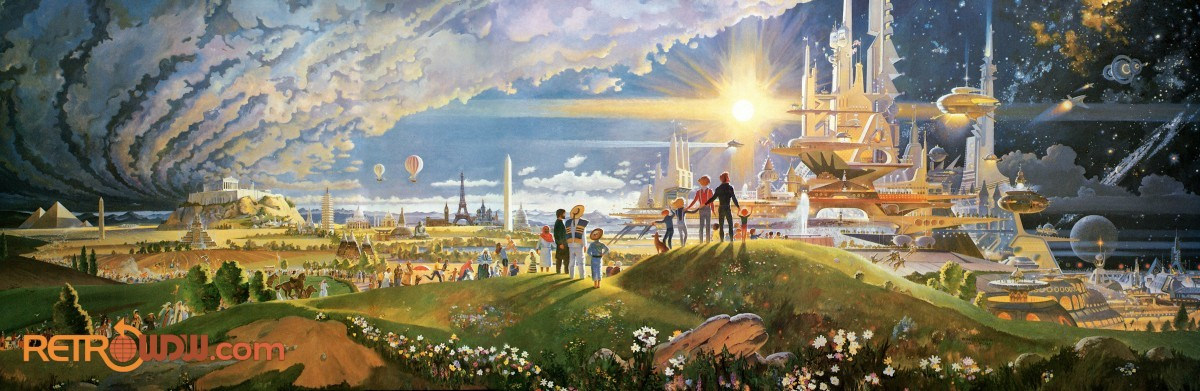"Horizons Mural - ""The Prologue and the Promise"""