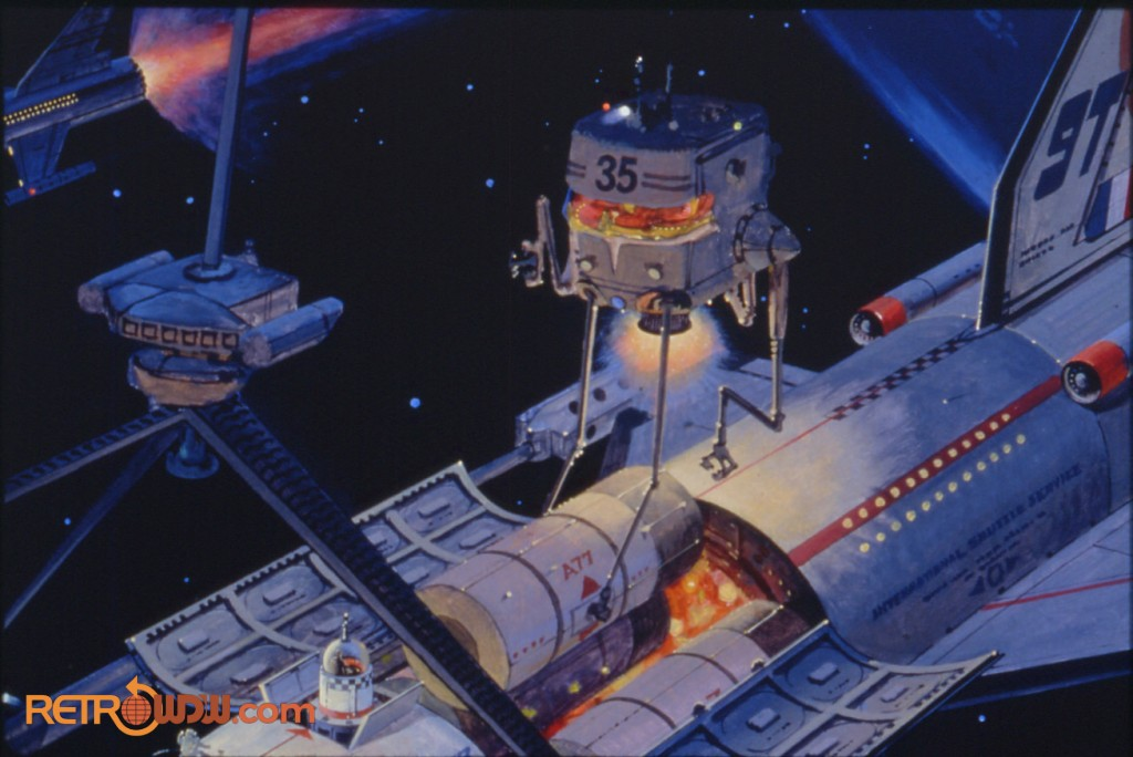 Brava Centauri art for Futureport area of Horizons