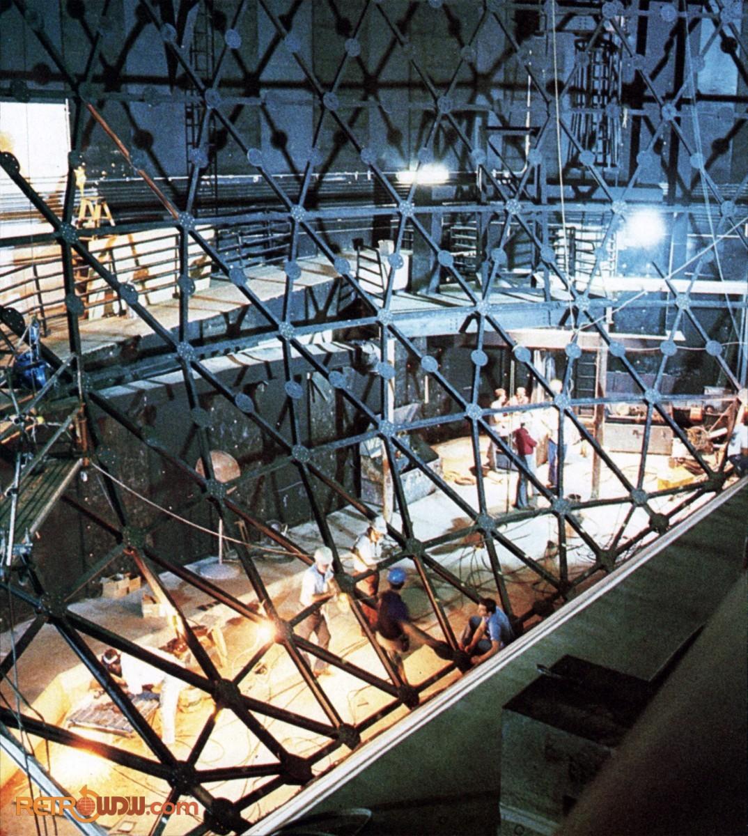 Omnisphere construction