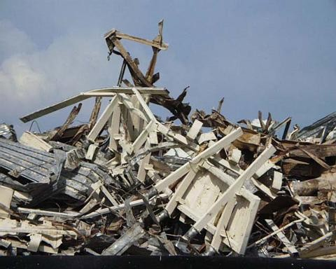 Horizons Demolition - Nothing Left But A Pile of Rubble
