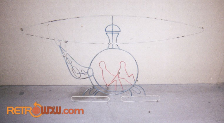 Horizons: Original Neon City Helicoptor