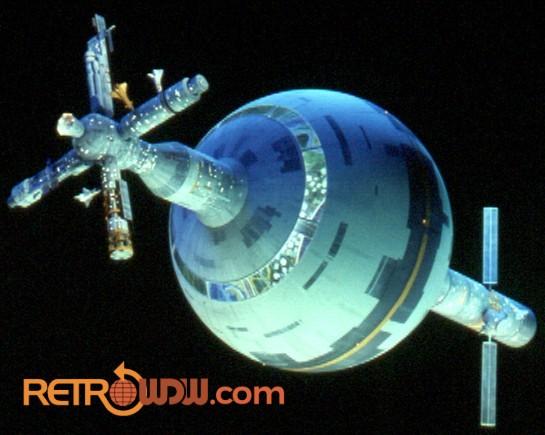 Brava Centauri Space Station