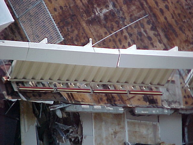 Horizons Demolition - Roof Detail