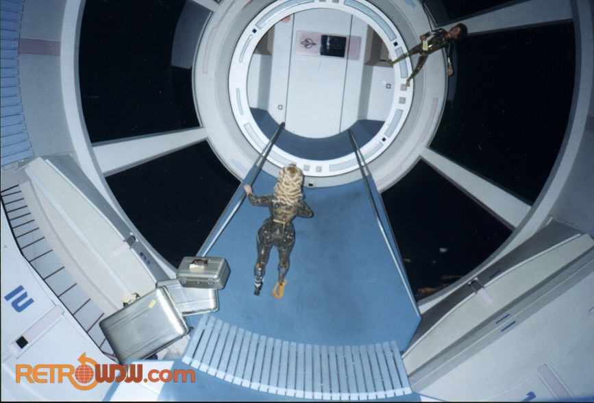 Space Station Boarding