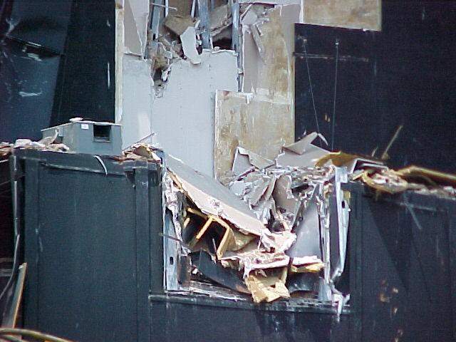 Closeup of the Omnimax Projector Room