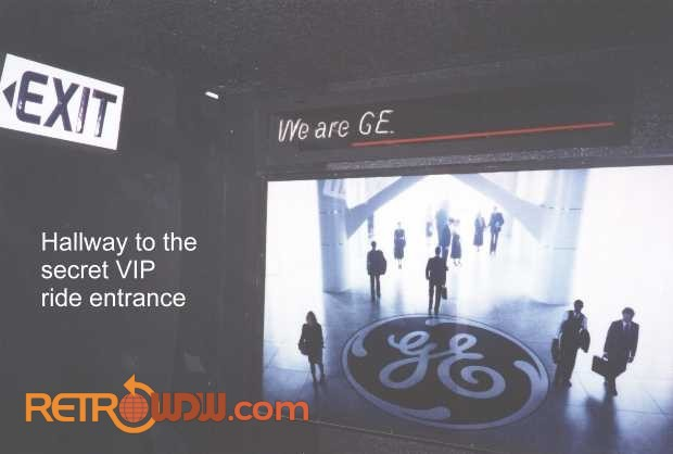 We Are GE, Now GET OUT