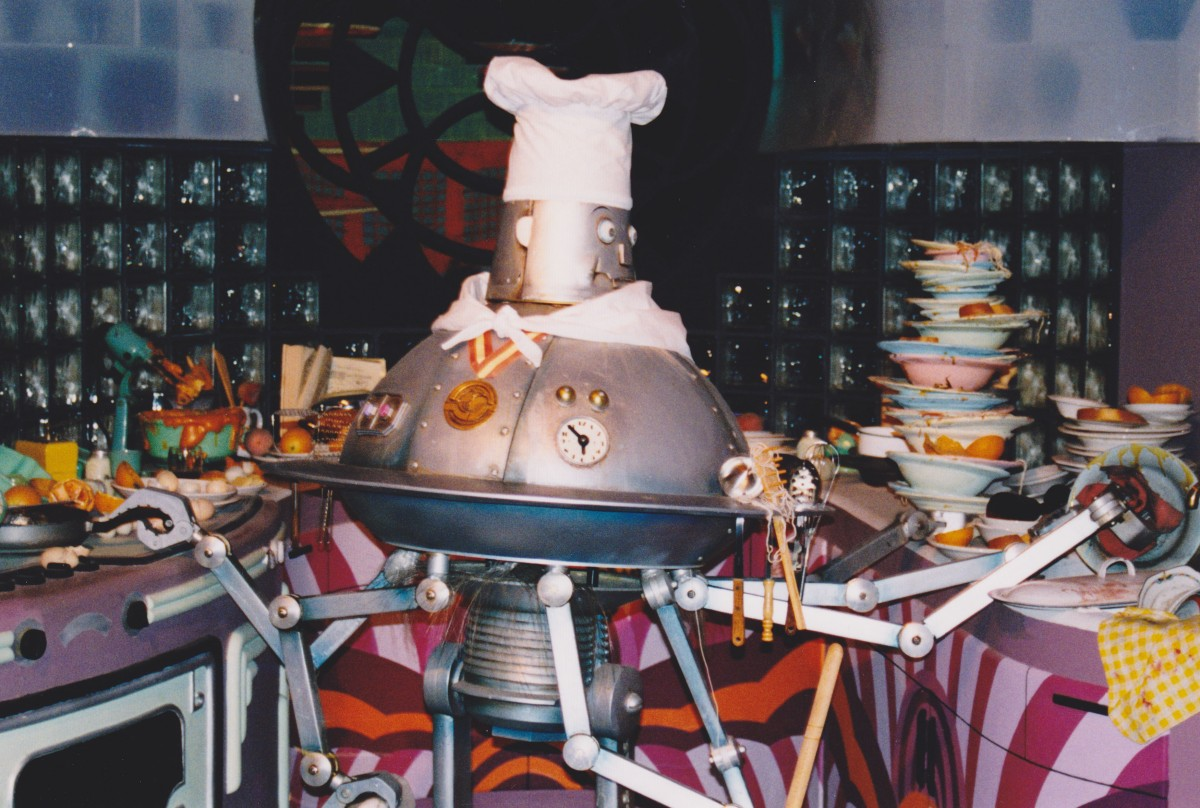 Robotic Chef