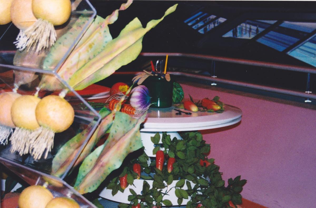 Nova City Future Fruit and Veggies Garden