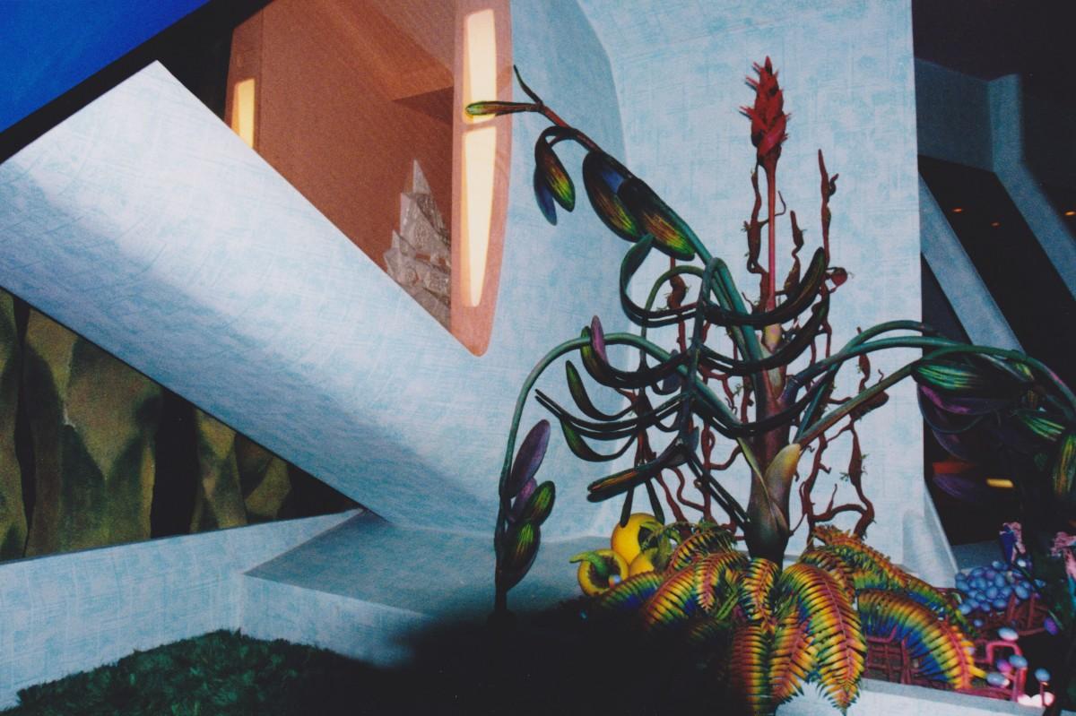 Futuristic Flowers