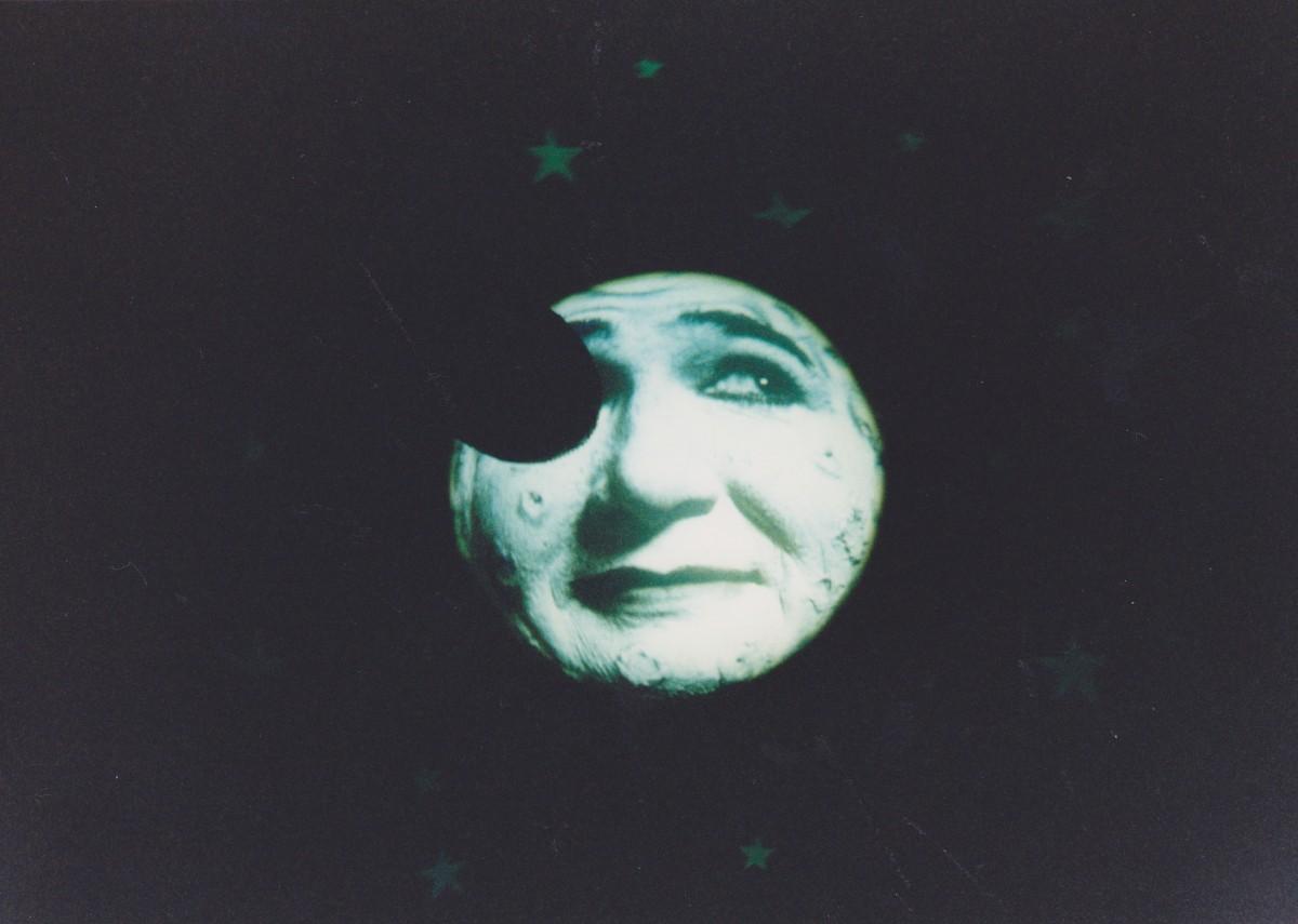 Man in the Moon Scene