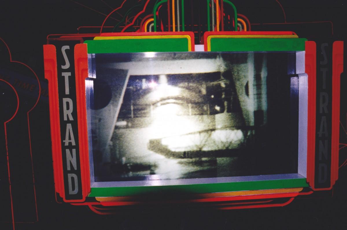 Neon City - Movies