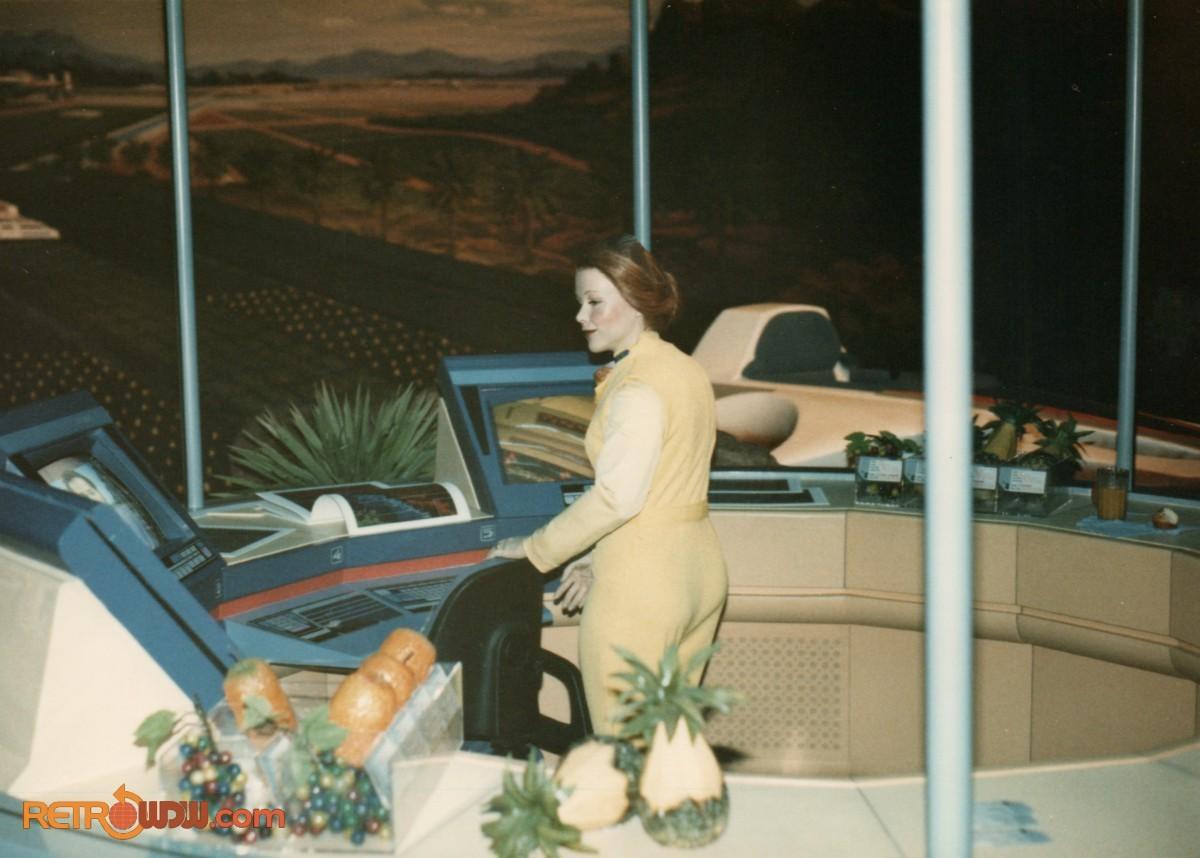 Mesa Verde Desert Farm - Control Station