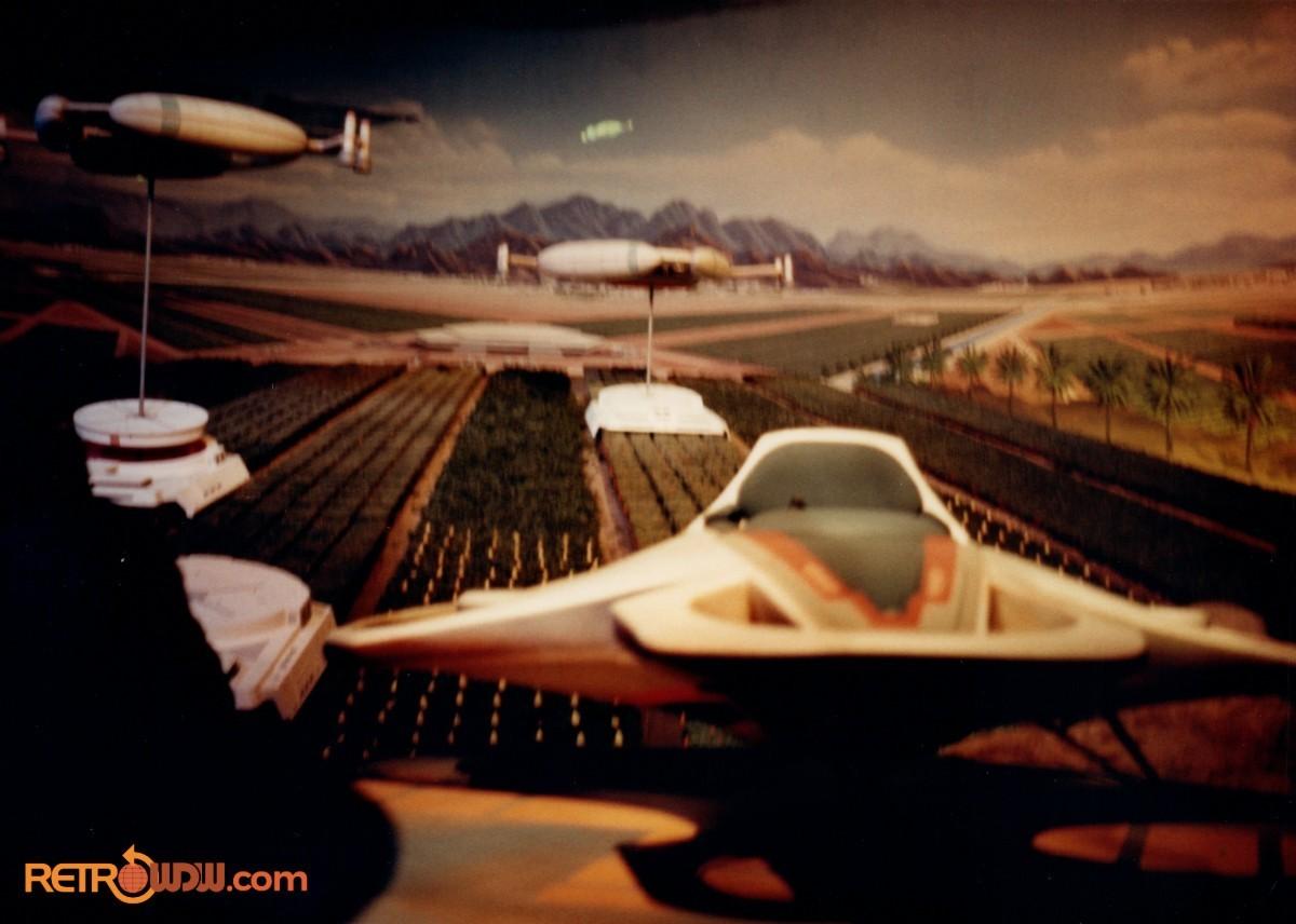 Mesa Verde Desert Farm - Pegasus Hoverlift