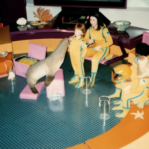 Sea Castle - Classroom Scene - Group Lessons